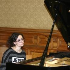 Aphrodite Pi - piano