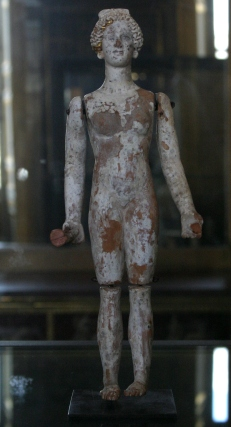 Κούκλα. Αθήνα. 400 π.Χ.