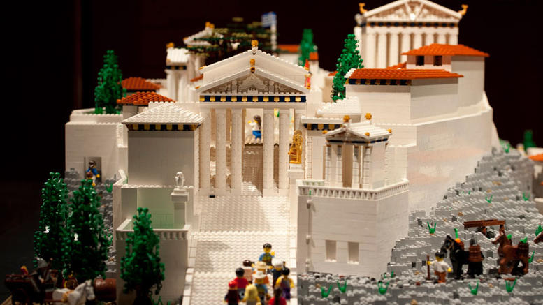 Acropolis Lego