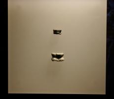 Χάλκινοι αστράγαλοι. 400-310 π.Χ.
