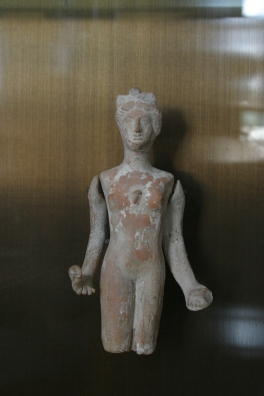 Greek Doll from Louvre