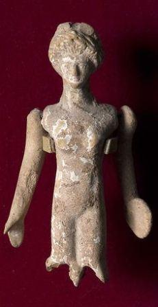 Greek doll plangon