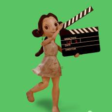Bambolina_clapperboard
