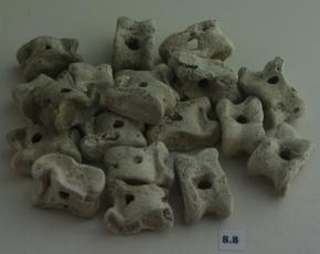 Ancient knucklebones from Taranto South Italy