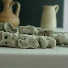 Knucklebones from Taranto South Italy - Αστράγαλοι - κότσια ζώου