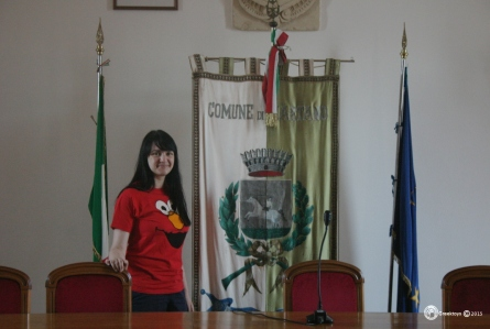Στο δημαρχείο του Martano