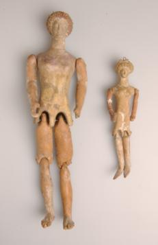 Ancient dolls Museum Teatro alla Scala