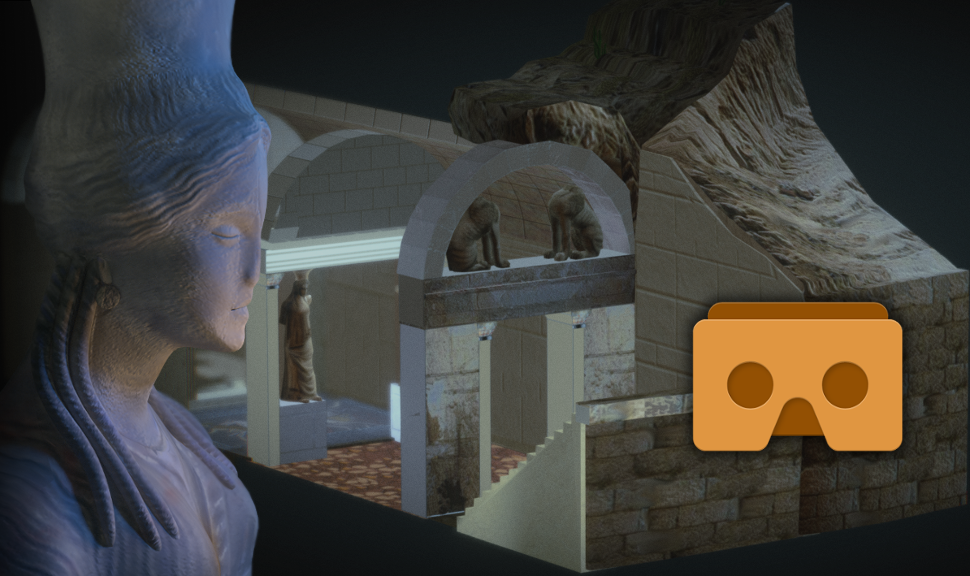 Amphipolis Top 10 sketchfab 3D virtual reality