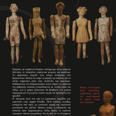 ancient greek dolls plaggones altes museum