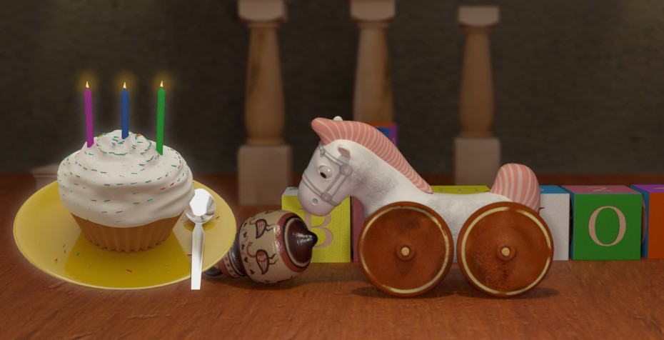 Valios the horse 3 years Greektoys