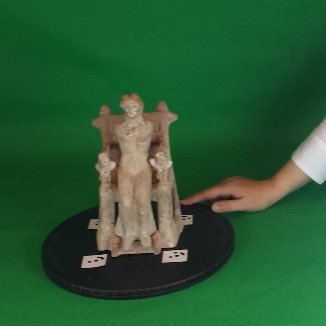 3d scan ancient toys