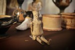 ancient greek doll from Thebes
