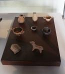 Απτική συλλογή του αρχαιολογικού μουσείου της Θήβας