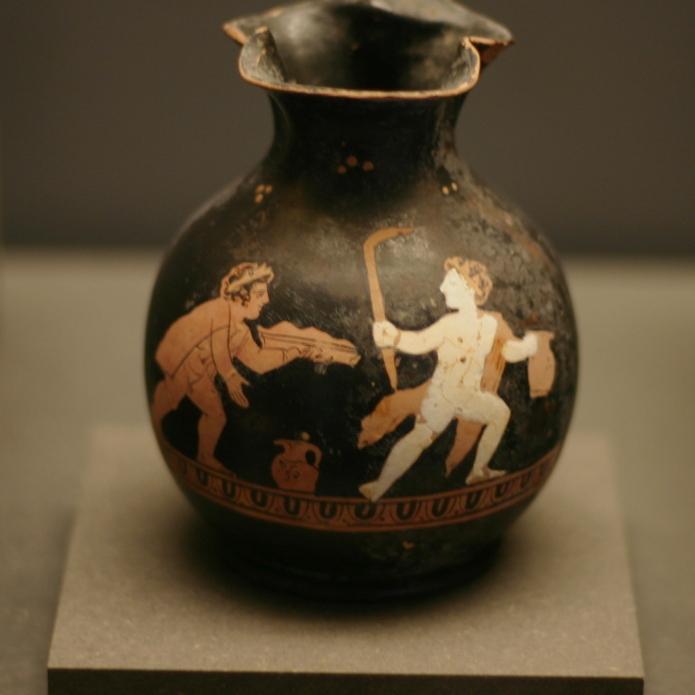 Chous from Cinquantenaire Museum