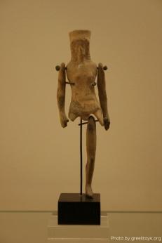 ancient doll collection cinquantenaire museum