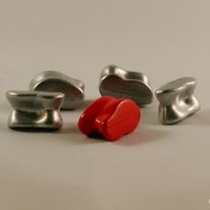 modern knucklebones metal