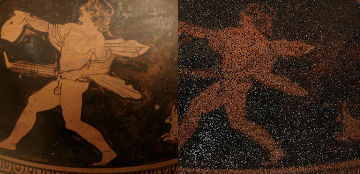 Τρισδιάστατη σάρωση στο Εθνικό Αρχαιολογικό Μουσείο